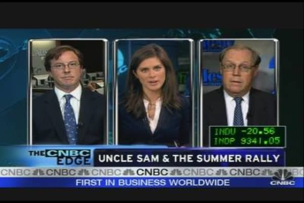 Uncle Sam: Best Value Investor?