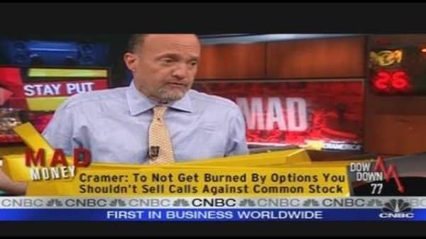 Cramer's Game Plan, Pt. 2