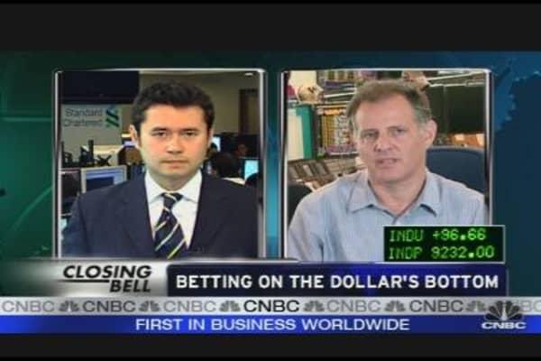 Betting on the Dollar's Bottom