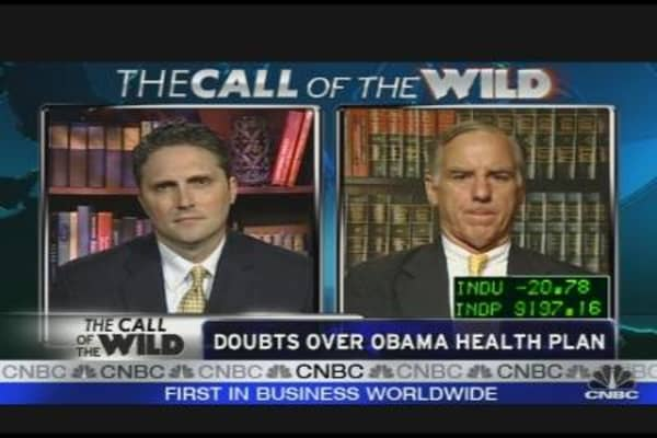 Call of the Wild: Obama's Health Care Plan
