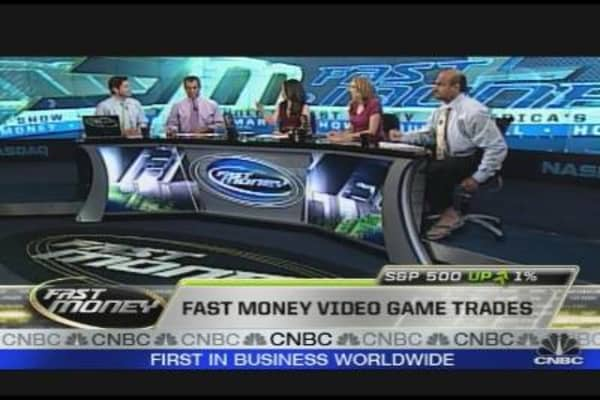 Fast Money Video Game Trades