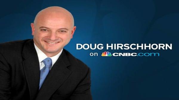 Hirschhorn: Trader Talk with Todd Gordon, Pt. 1