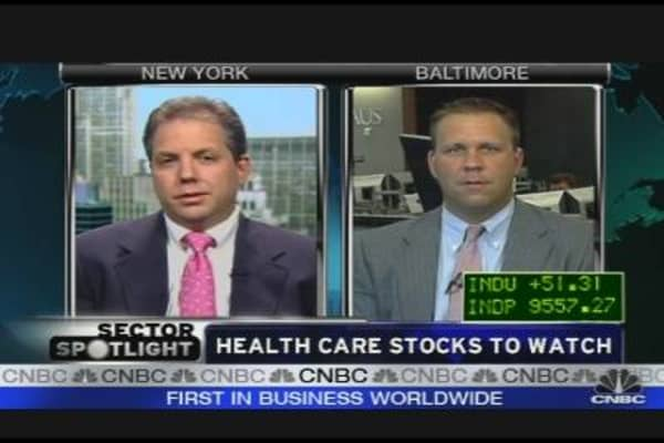 Health Care Stocks to Watch