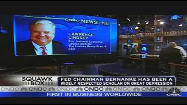 Larry Lindsey on Bernanke's Reappointment