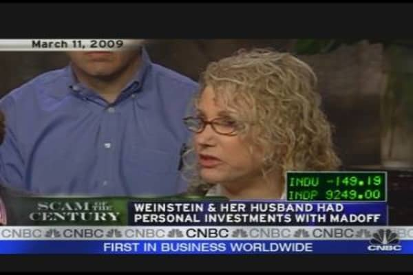 Alleged Madoff Mistress Speaks Out