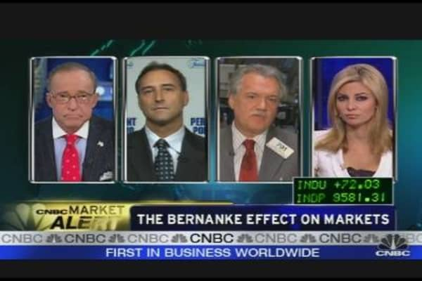 Bernanke & the Markets