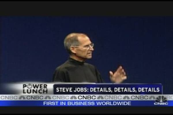 Steve Jobs Micromanaging?