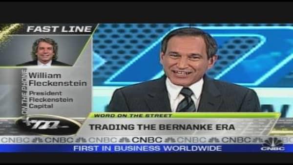 Trading the Bernanke Era