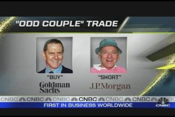 Wall Street's Odd Couple