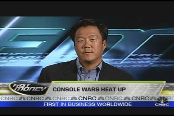 Console Wars Heat Up
