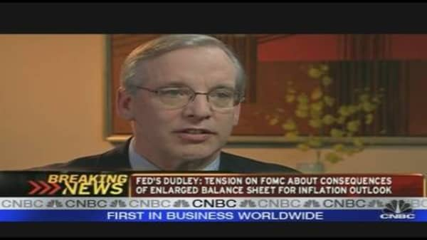 One-on-One With NY Fed President