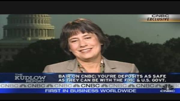Sheila Bair on Banks