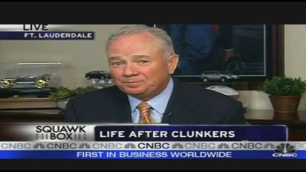 Life After Cash for Clunkers