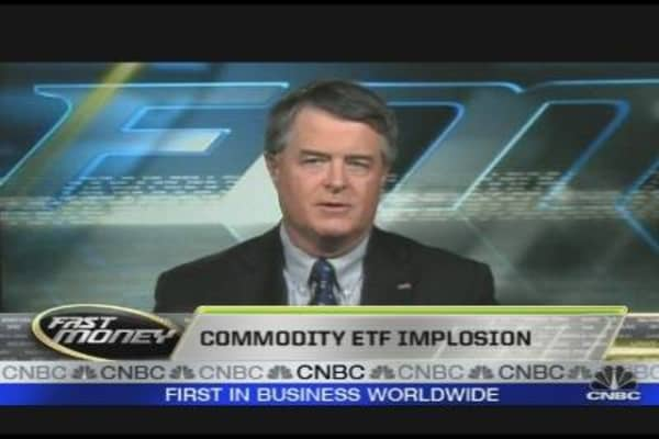 Commodity ETF Explosion