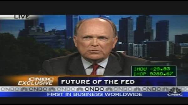 The Future of the Fed