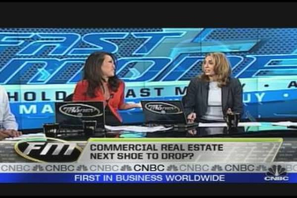 Commercial Realty: Ticking Time Bomb?