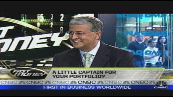 Little Captain for Your Portfolio?