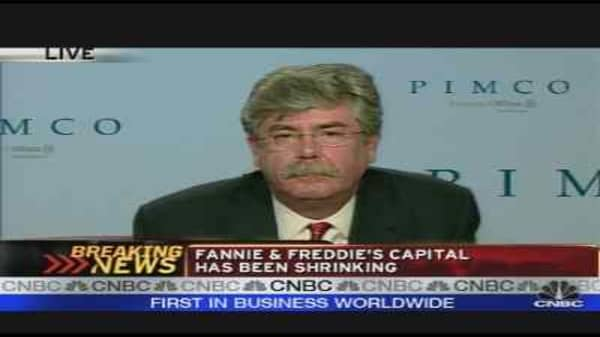 Pimco's McCulley on Fannie/Freddie