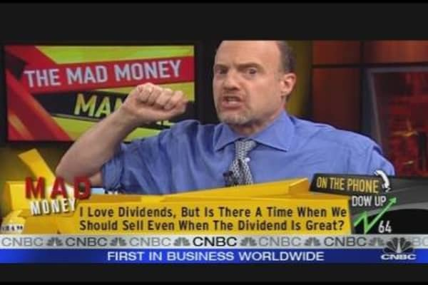 Making the Most of Mad Money