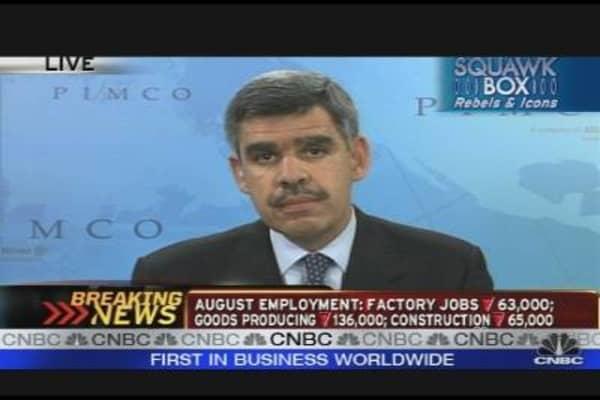 El-Erian on the Jobs Report