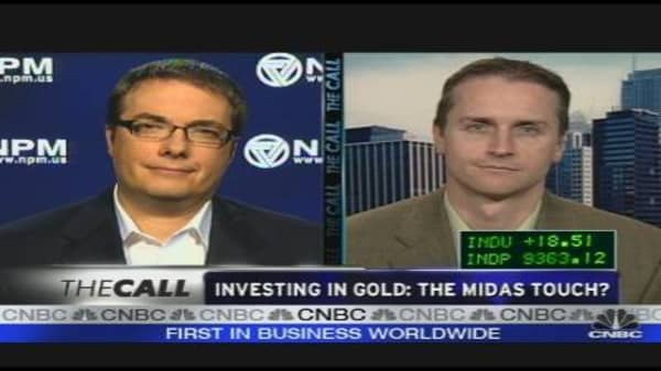 Investing in Gold: The Midas Touch?