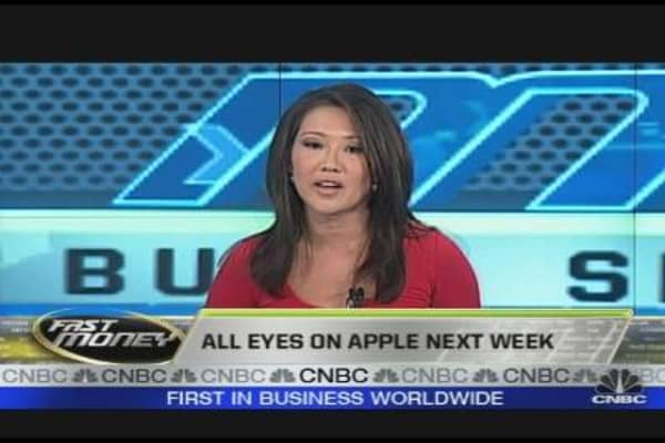 All Eyes on Apple