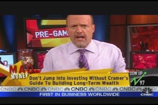 Cramer's Pre-Gaming