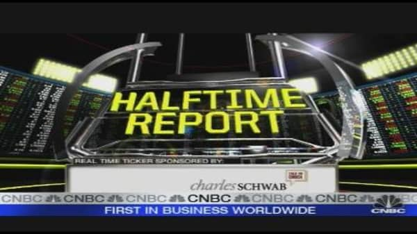 Fast Money Halftime Report