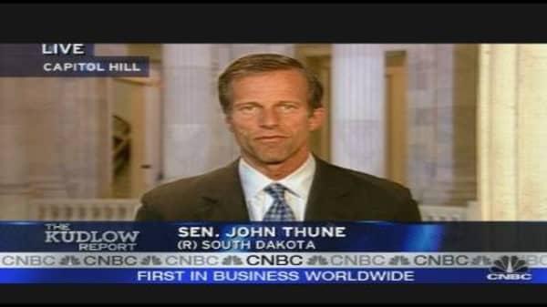 Sen. Thune On Health Care