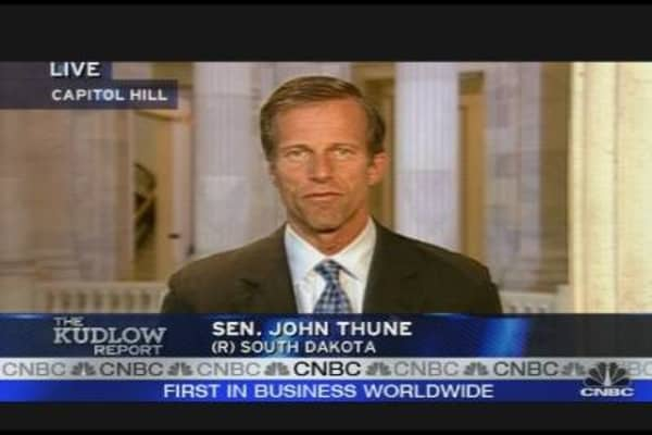 Sen. Thune On Health Care
