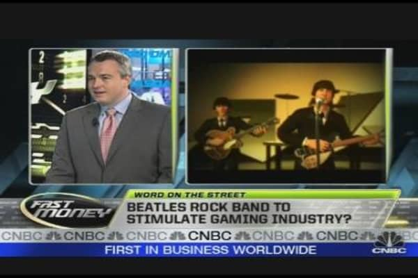 Rock Band Hits Stores