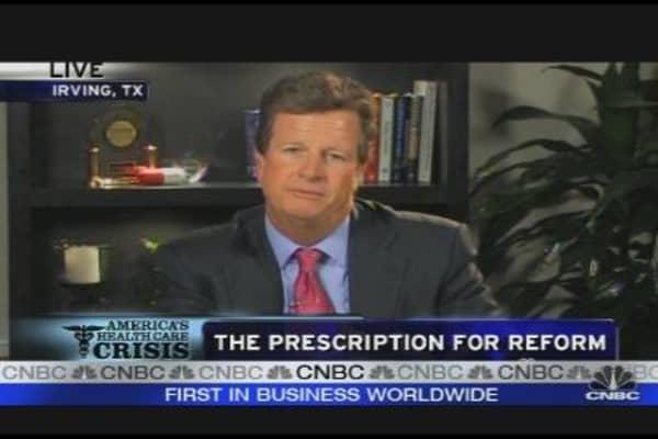 Prescription for Health Care Reform