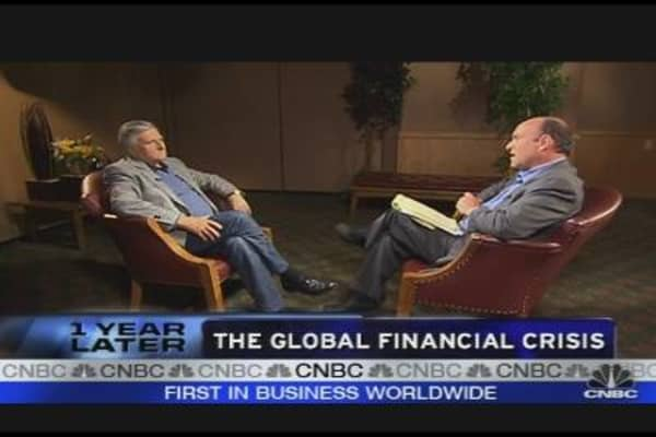 Trichet on Global Financial Crisis