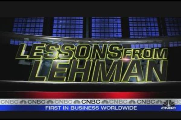 Lessons From Lehman: Stifel CEO