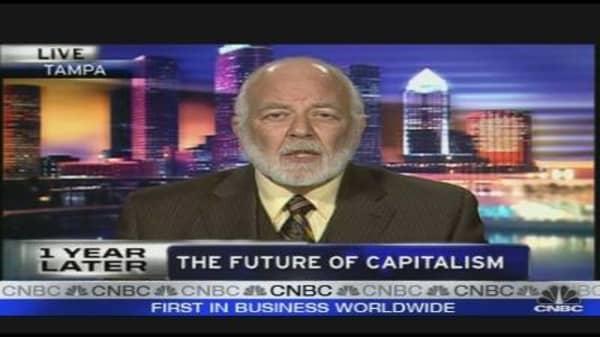 Shift in Financial Power