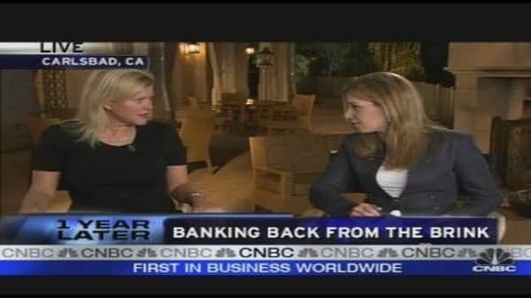 Banking Back From the Brink