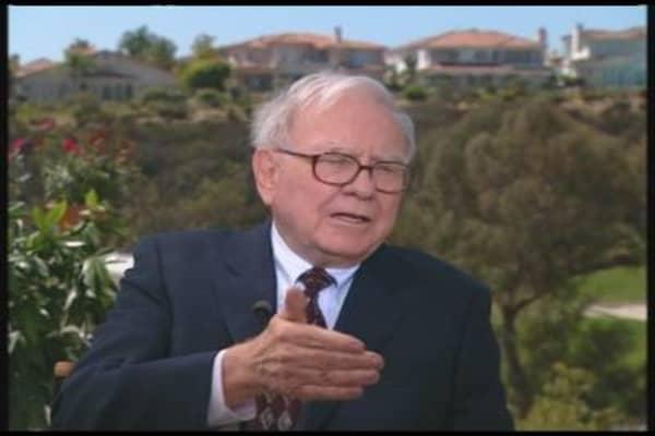 Buffett on Heroes & a Second Downturn