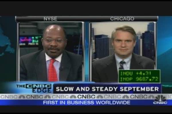 Slow & Steady September