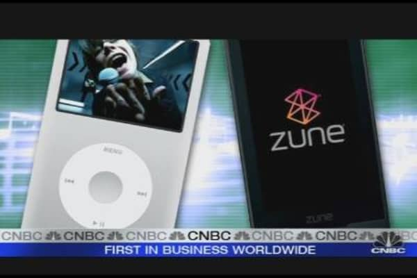 Are You An IPod Or A Zune?