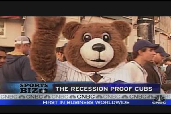 The Recession Proof Cubs