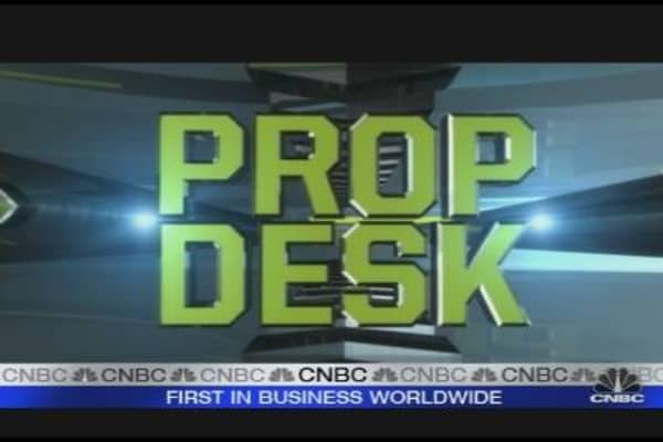 Prop Desk: Market Head Scratcher