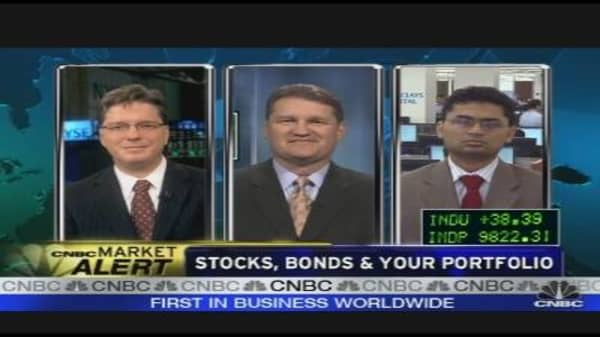 Stocks, Bonds & Your Portfolio