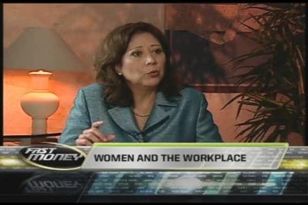 Labor Sec. Hilda Solis, Pt. 5