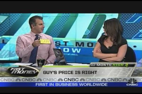 Guy's Price is Right