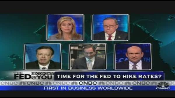 Time for the Fed to Hike Rates?