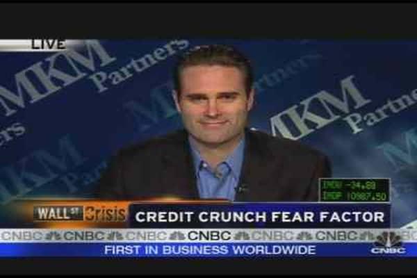 Credit Crunch Fear