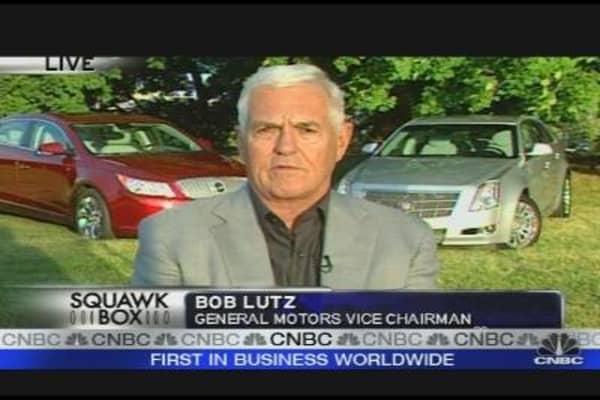 GM's Lutz on Satisfaction Guarantee Program