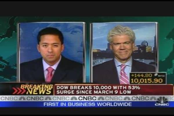 Following JP Morgan's Lead