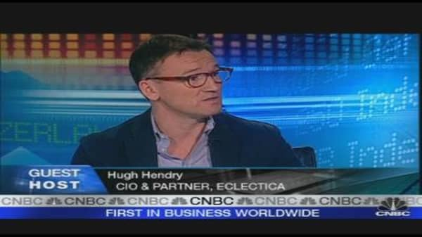 Markets Are Crowded: Hendry