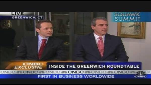 Greenwich Hedge Fund Heavyweights